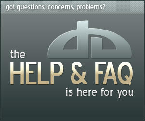 Help and Faq by roguedeveloper