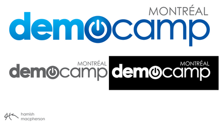 DemoCamp Montreal Logo by roguedeveloper