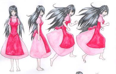 Storyline - some Sprites by Kaori-Ino