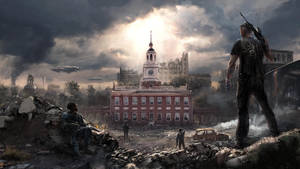 Homefront The Revolution by Hunternif
