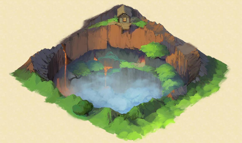 Abyss by Hunternif