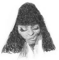 BLACK WOMAN by sebastianmartino