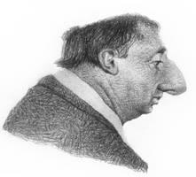 Salvador Bilardo by sebastianmartino