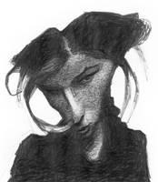 WOMAN IN BLACK by sebastianmartino