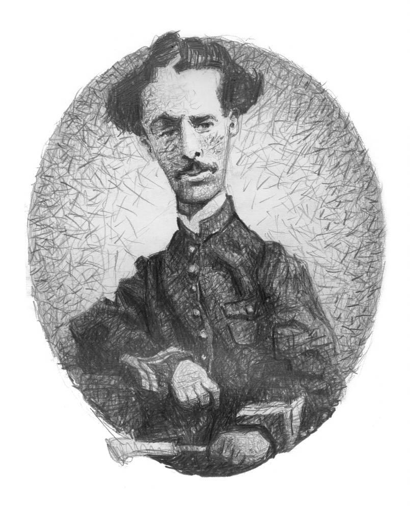 daguerreotype by sebastianmartino