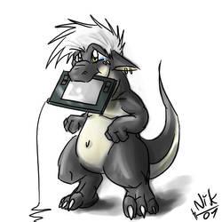 Wana draw ? by Blak-Dragon-Boy