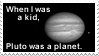 Pluto was a Planet by Vietcong67