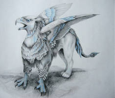 Gryphon by TernFeather