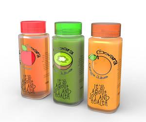 juice bottle by HESAM222