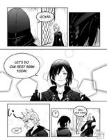 Xion shows her face by qbaysan