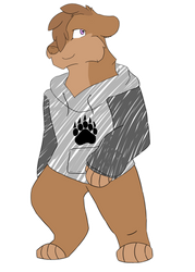 BearBear by rakausthewolf
