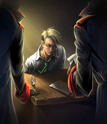 Interrogation by Tai-atari
