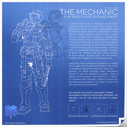 The Mechanic: A Worker Class Advancement by AndrewDavidJ