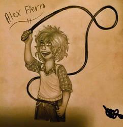 Alex Fierro by fire-birdy