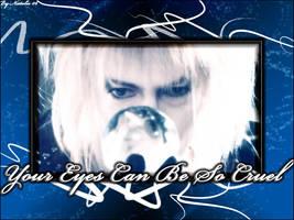 David Bowie as Jareth by Y2Natalie
