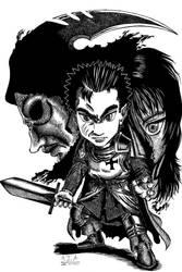 INFERNO by mangaka350
