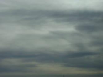 Cloudy Sky 1 by ShadowedStock