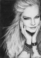 Anette Olzon by Joan95