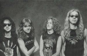 Metallica by Joan95