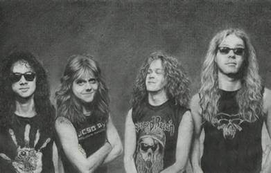Metallica by Joan95