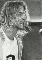 Kurt Cobain by Joan95