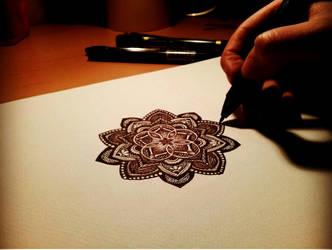 Mandala by Joan95