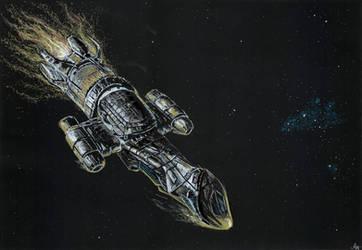 Firefly by Iardacil