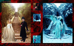 Love is like a rose... by Iardacil