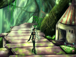 The Salikawood by Frog-of-Rock