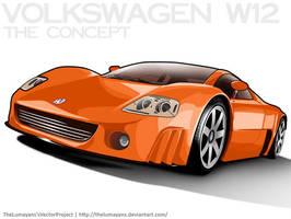 Volkwagen W12 by TheLumayans