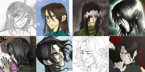 Through The Years With... Severus by Honeyeater