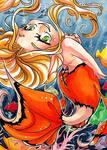 045 - Clownfish by Honeyeater