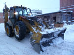 snow clearing by 4ajka