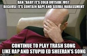 Why ban Dean Martin's song?! by Khai2000