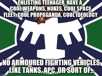 Scumbag Terran Federation by Khai2000