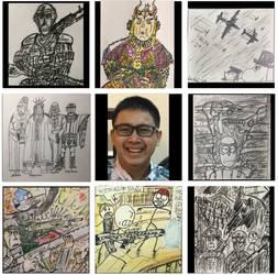 Art vs Artist 2019 by Khai2000 by Khai2000