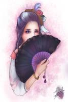 Portrait by Temarinde