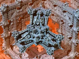 Escher object by Ectoplaz