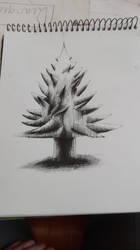 tree by TyphlosionPokemon