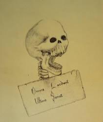 Omnes Laedunt, Ultima Sanat by Secular