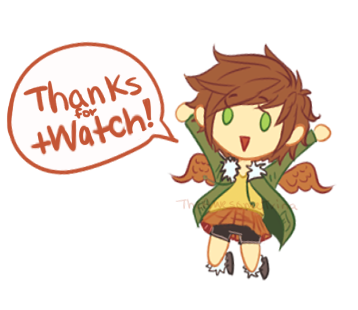 Thanks for watch by TheAwesomeTrina