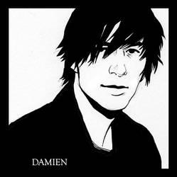 Damien by elixirplease