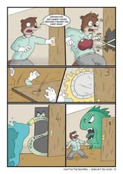 Chayton The Squirrel - Hazelnut Pie Havoc Page 18 by Artooinst