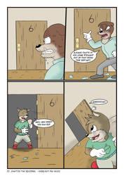 Chayton Squirrel - Hazelnut Pie Havoc Page 19 by Artooinst