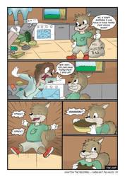 Chayton  Squirrel - Hazelnut Pie Havoc Page 22 by Artooinst