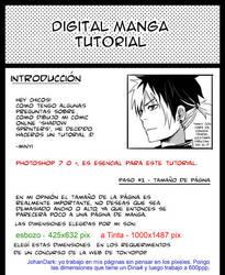 Manga Tutorial 1 de 9 by johandarkweb
