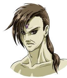 Brujah from WOD roleplay game. by johandarkweb