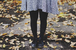 Autumn sweater by januarain