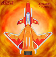 AFS-03 Xevion by SturmvogelPrime