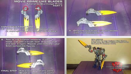 Movie Prime-like Blades (Part II) by SturmvogelPrime